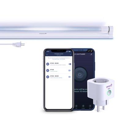 Комплект пристроїв з УФ-лампой UV Lightsaber